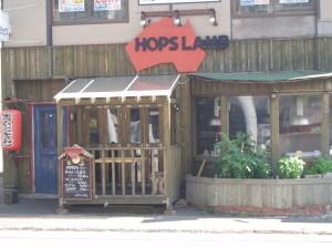 Hops Lamb
